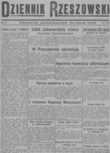 Dziennik Rzeszowski. 1945, R. 1, nr 20, 45, 70, 76, 81, 144, 201 (czerwiec-grudzień)