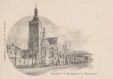 Kościół O. O. Bernardynów w Rzeszowie [Pocztówka]