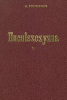 Huculszczyzna : z 21 illustracyami. T. 2