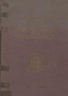 Księga pamiątkowa poświęcona zjazdowi jubileuszowemu z okazji 50-lecia istnienia Gimnazjum I. w Jarosławiu : 1884-1934
