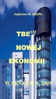 TBE (SM) nowej ekonomii