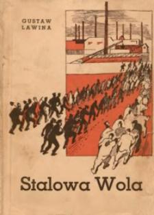 Stalowa Wola : powieść