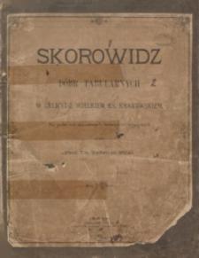 Skorowidz dóbr tabularnych w Galicyi z Wielkiem Ks. Krakowskiem