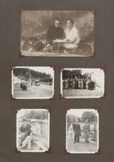 [Album fotografii dotyczący okresu I wojny światowej w Przemyślu]