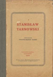 Stanisław Tarnowski : (1837-1917)