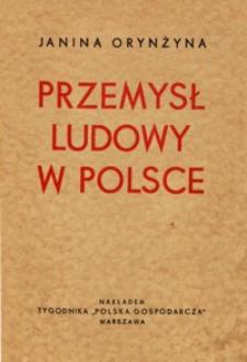 Przemysł ludowy w Polsce