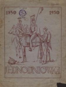 Jednodniówka : 1830-1930