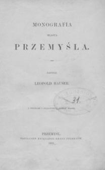 Monografia miasta Przemyśla