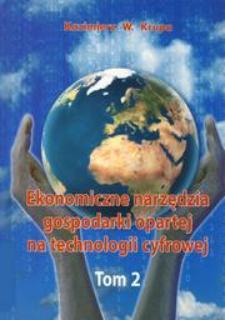 Ekonomiczne narzędza gospodarki opartej na wiedzy. T. 2