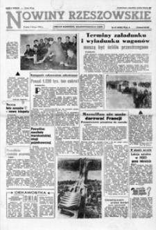 Nowiny Rzeszowskie : organ KW Polskiej Zjednoczonej Partii Robotniczej. 1963, nr 27-50 (luty)