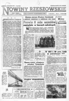 Nowiny Rzeszowskie : organ KW Polskiej Zjednoczonej Partii Robotniczej. 1963, nr 206-231 (wrzesień)