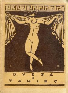Dusza i taniec : (L'Ame et la dance)