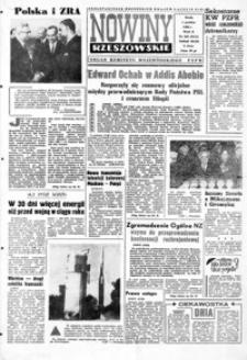 Nowiny Rzeszowskie : organ KW Polskiej Zjednoczonej Partii Robotniczej. 1965, nr 284-309 (grudzień)