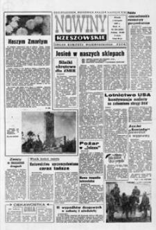 Nowiny Rzeszowskie : organ KW Polskiej Zjednoczonej Partii Robotniczej. 1966, nr 259-284 (listopad)