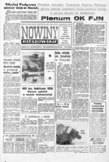 Nowiny Rzeszowskie : organ KW Polskiej Zjednoczonej Partii Robotniczej. 1967, nr 27-50 (luty)