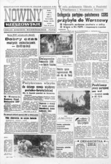 Nowiny Rzeszowskie : organ KW Polskiej Zjednoczonej Partii Robotniczej. 1967, nr 51-76 (marzec)