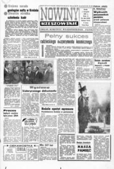 Nowiny Rzeszowskie : organ KW Polskiej Zjednoczonej Partii Robotniczej. 1967, nr 260-285 (listopad)