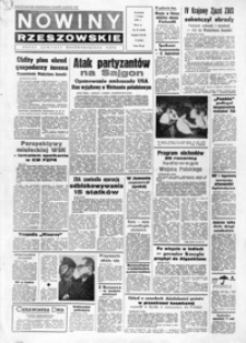 Nowiny Rzeszowskie : organ KW Polskiej Zjednoczonej Partii Robotniczej. 1968, nr 27-51 (luty)