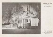 Kościółek św. Trójcy z 1720 r. w Rzeszowie [Pocztówka]