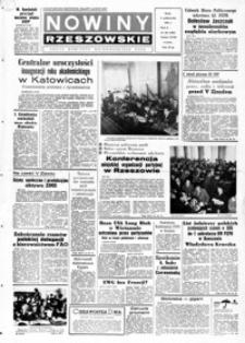 Nowiny Rzeszowskie : organ KW Polskiej Zjednoczonej Partii Robotniczej. 1968, nr 233-259 (październik)