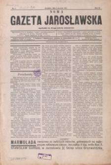 Nowa Gazeta Jarosławska. 1913, R. 3, nr 1, 3-5, 7-9, 11-26