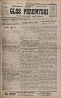 Nowy Głos Przemyski : pismo poświęcone sprawom społecznym, politycznym i ekonomicznym. 1906, R. 4, nr 19-22 (maj)