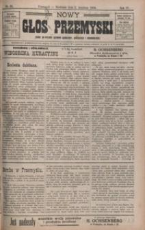 Nowy Głos Przemyski : pismo poświęcone sprawom społecznym, politycznym i ekonomicznym. 1906, R. 4, nr 36-40 (wrzesień)