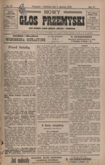 Nowy Głos Przemyski : pismo poświęcone sprawom społecznym, politycznym i ekonomicznym. 1906, R. 4, nr 49-52 (grudzień)