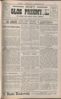 Nowy Głos Przemyski : pismo poświęcone sprawom społecznym, politycznym i ekonomicznym. 1907, R. 5, nr 52-55 (październik)