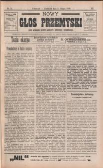 Nowy Głos Przemyski : pismo poświęcone sprawom społecznym, politycznym i ekonomicznym. 1908, R. 6, nr 5-8 (luty)