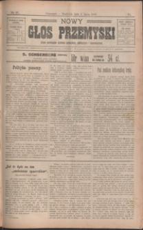 Nowy Głos Przemyski : pismo poświęcone sprawom społecznym, politycznym i ekonomicznym. 1908, R. 6, nr 27-30 (lipiec)