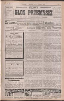 Nowy Głos Przemyski : pismo poświęcone sprawom społecznym, politycznym i ekonomicznym. 1908, R. 6, nr 49-52 (grudzień)