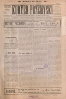 Kuryer Przemyski. 1897, R. 3, nr 1-7 (styczeń)