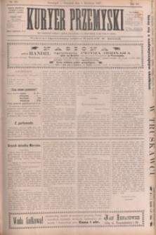 Kuryer Przemyski. 1897, R. 3, nr 25-33 (kwiecień)
