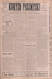 Kuryer Przemyski. 1897, R. 3, nr 59-62 (sierpień)