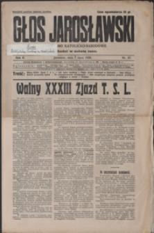 Głos Jarosławski : czasopismo katolicko-narodowe. 1928, R. 2, nr 27-29 (lipiec)