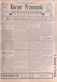 Kuryer Przemyski. 1896, R. 2, nr 36-44 (maj)