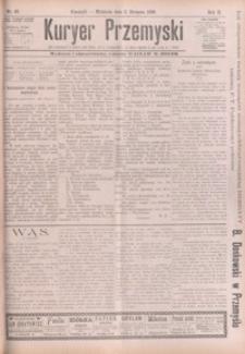 Kuryer Przemyski. 1896, R. 2, nr 62-70 (sierpień)