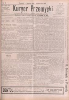 Kuryer Przemyski. 1896, R. 2, nr 79-87 (październik)