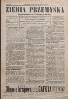 Ziemia Przemyska. 1914, R. 2, nr 1-5 (styczeń)