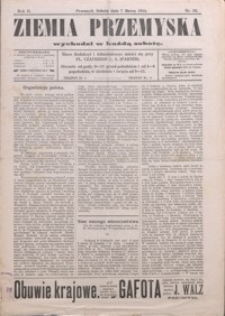 Ziemia Przemyska. 1914, R. 2, nr 10-13 (marzec)