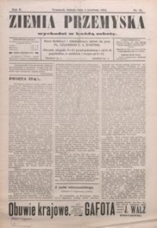 Ziemia Przemyska. 1914, R. 2, nr 14-17 (kwiecień)