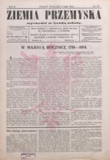 Ziemia Przemyska. 1914, R. 2, nr 18-22 (maj)