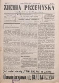 Ziemia Przemyska. 1914, R. 2, nr 23-26 (czerwiec)