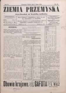 Ziemia Przemyska. 1914, R. 2, nr 27-30 (lipiec)