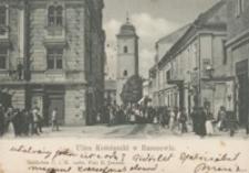 Ulica Kościuszki w Rzeszowie [Pocztówka]