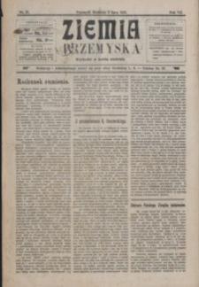 Ziemia Przemyska. 1921, R. 7, nr 27-28, 31 (lipiec)