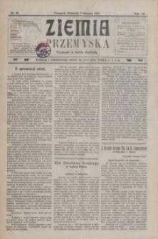 Ziemia Przemyska. 1921, R. 7, nr 32-35 (sierpień)