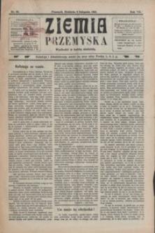 Ziemia Przemyska. 1921, R. 7, nr 45-48 (listopad)