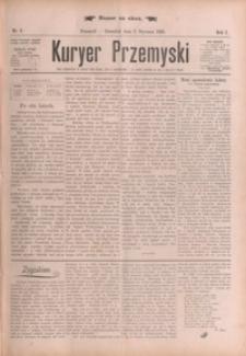 Kuryer Przemyski. 1895, R. 1, nr 9-17 (styczeń)